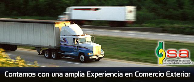 ISA Forwarding- Impulsora de Servicios Aduanales S.C. - Agencia Aduanal en Reynosa Mexico